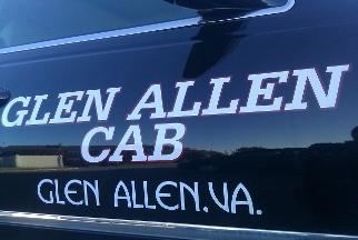 Glen Allen Cab (804) 364-2666 Richmond,VA Taxi Service